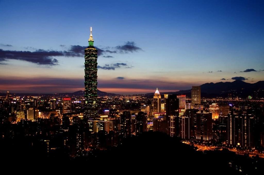 teaching destinations - Taiwan