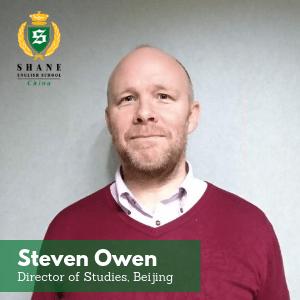Steven Owen - Beijing Director of Studies