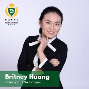 BRITNEY HUANG - CHONGQING PRINCIPAL