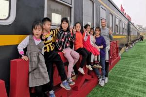 TEACH ENGLISH IN NANCHANG CHINA AT SHANE ENGLISH SCHOOL 9
