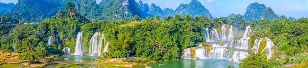 China Waterfall