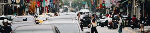 Traffic in Taiwan