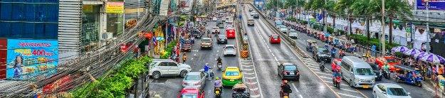 An average day in Thailand